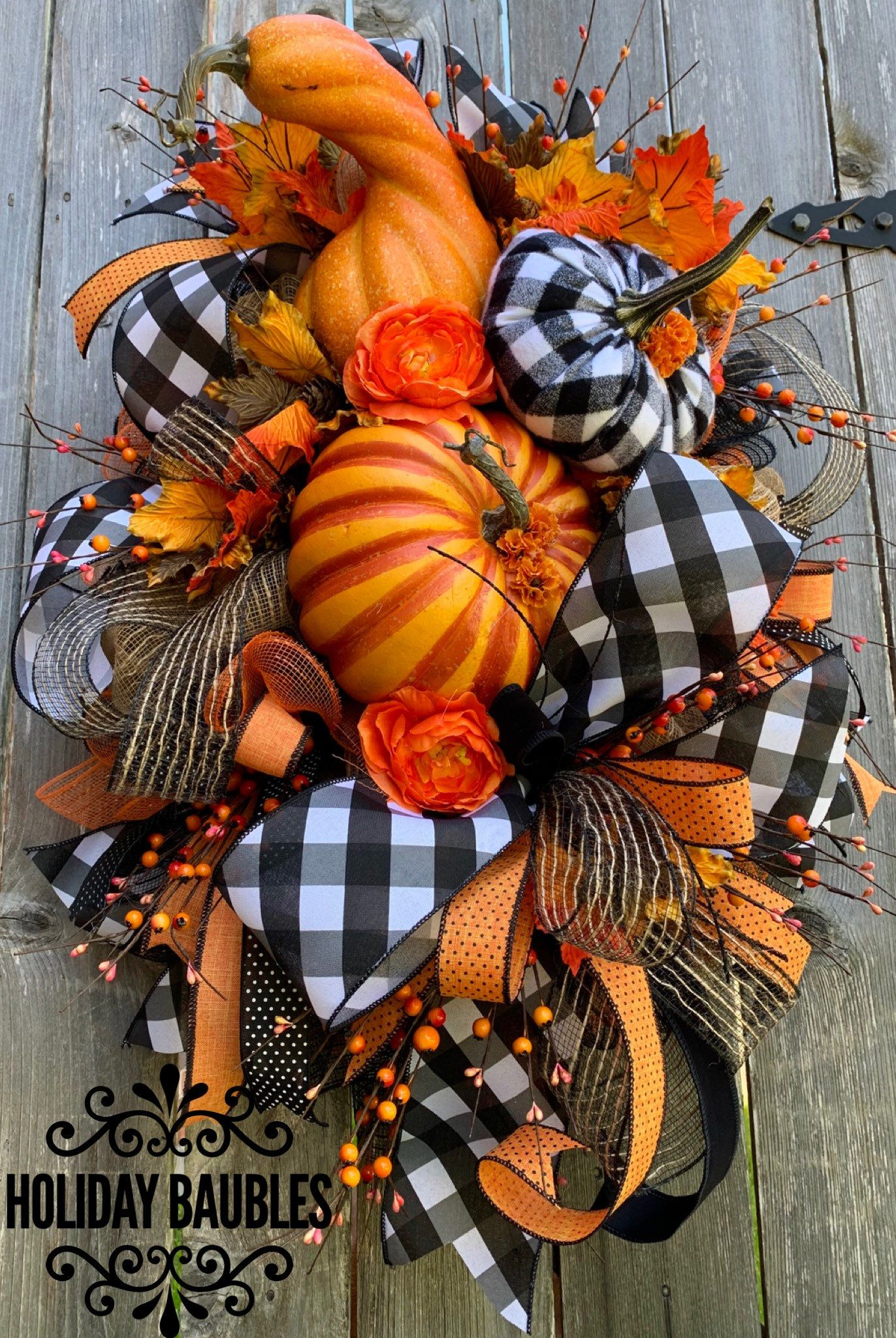 Excited To Share This Item From My Etsy Shop Fall Wreath Harvest Pumpkin Wreath Autumn Wreath Fall Thanksgiving Wreaths Fall Wreath Fall Door Decorations