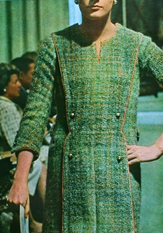 1965 - Chanel presentation