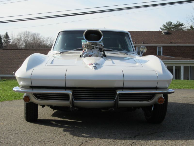 1964 Chevrolet Corvette Pro Street