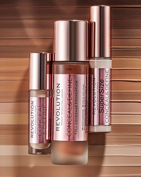 Makeup Revolution Conceal & Define Full Coverage