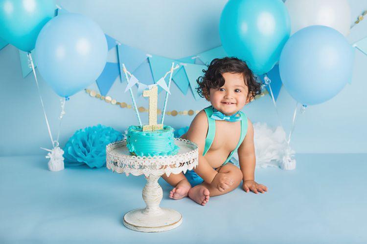 Cake Smash Fotoshooting Zum 1 Geburtstag Lustige Ideen Und