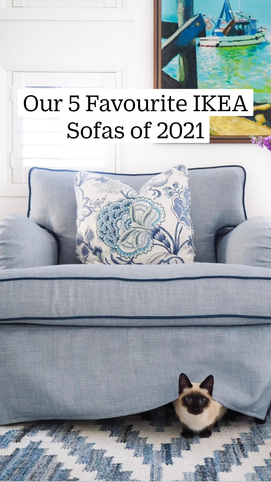 100+ Our Top 5 IKEA Sofas of 2021