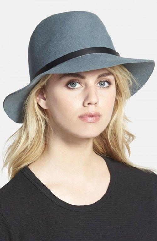 83c0be398 Rag Bone Women's Wool Floppy Brim Fedora | Hat and Accessory | Wide ...