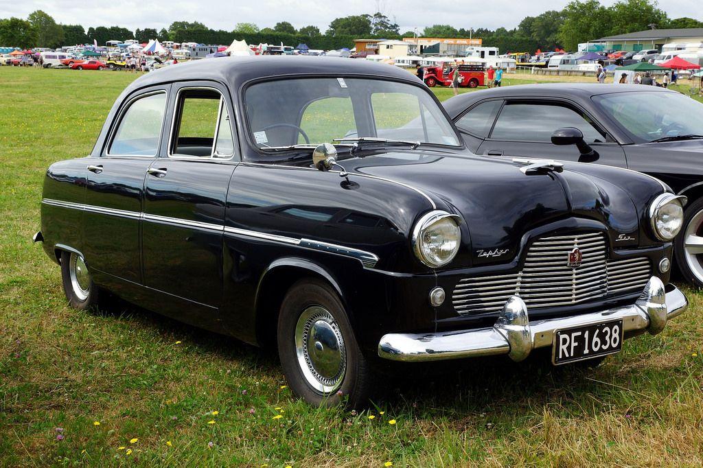 1956 Ford Zephyr Six Oldtimer