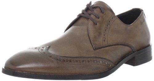 Kenneth Cole New York Men`s Where U Are Oxford,Tan,9 M US