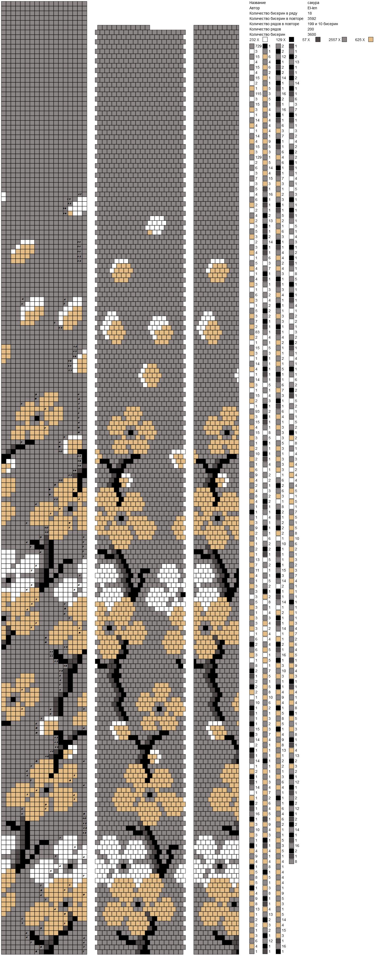 cb601a5aa266f2612faff5b8b26963ba.png (1453×3611) | Beads | Pinterest ...