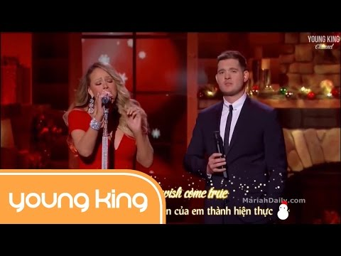 [Lyrics+Vietsub] All I Want For Christmas Is You Mariah