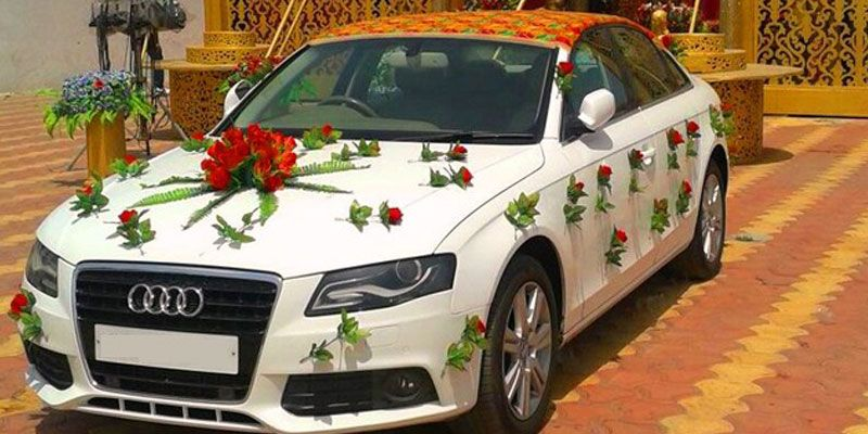 Click Here To Get Luxury Bridal Car Rental Services In Chennai Agarwal Travel Links Is One Of The Premium Wedd Car Rental Wedding Car Decorations Wedding Car