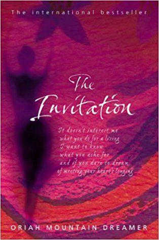 the invitation amazon co uk oriah mountain dreamer 9780722540459