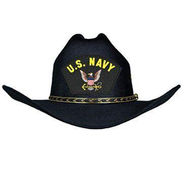 cb215670c44 U.S. Navy Cowboy Hat http   shop.crackerbarrel.com U-S-