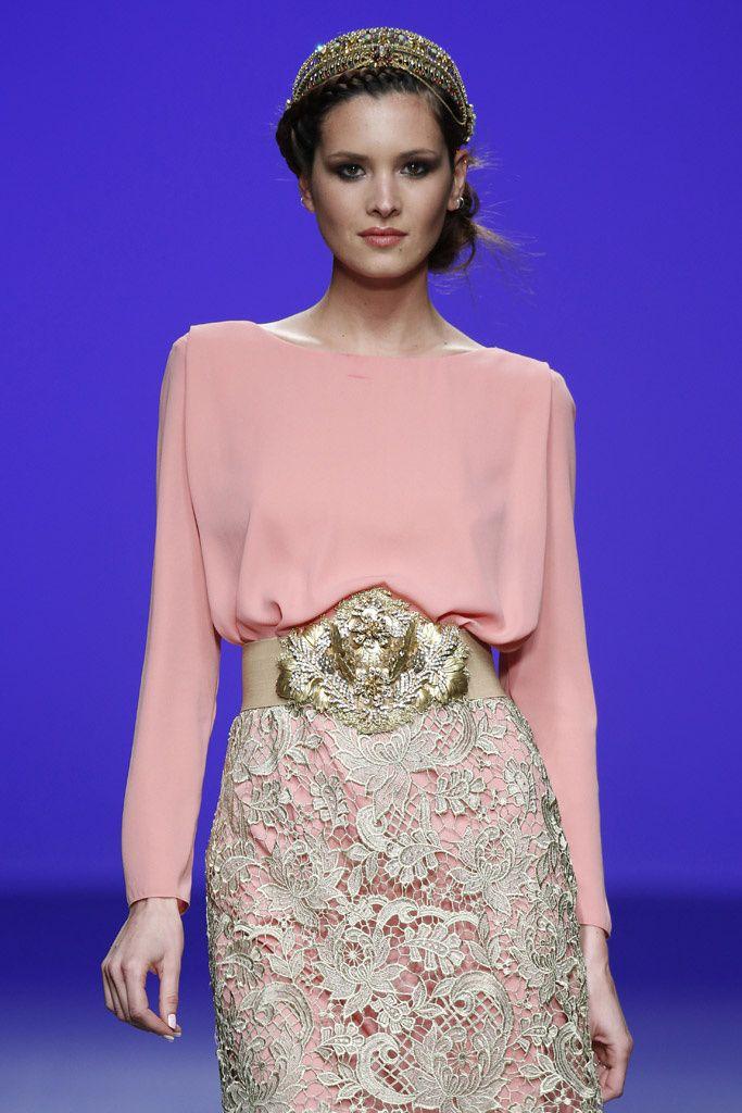 Matilde Cano | trajes bodas y ceremonias | Pinterest | Bestidos ...