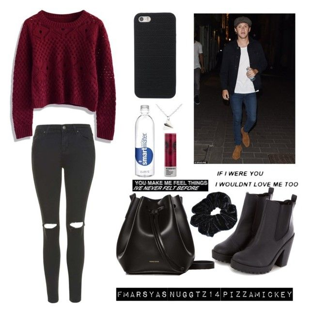 """Night out with bestie -Niall-"" by nuggtz14 ❤ liked on Polyvore"