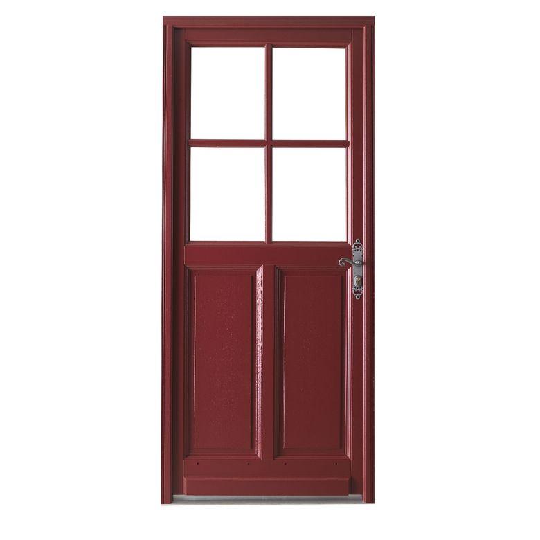Les portes d\u0027entrée en bois