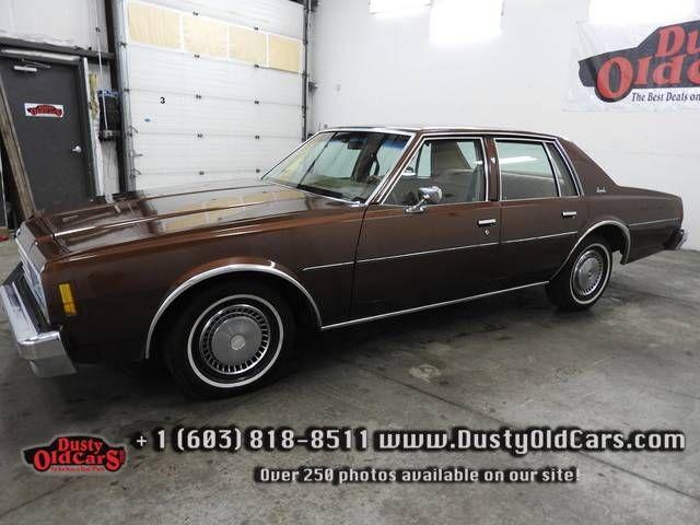 1978 Chevrolet Impala 4 Door Sedan Chevrolet 1976 1978