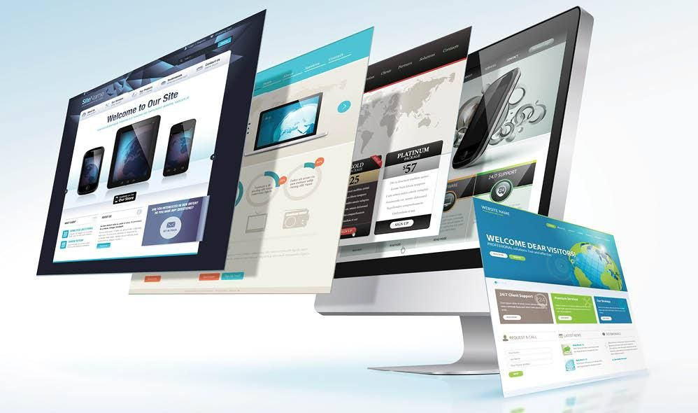 Landing Page Design Website In 2020 Website Design Services Web Development Design Website Design Company