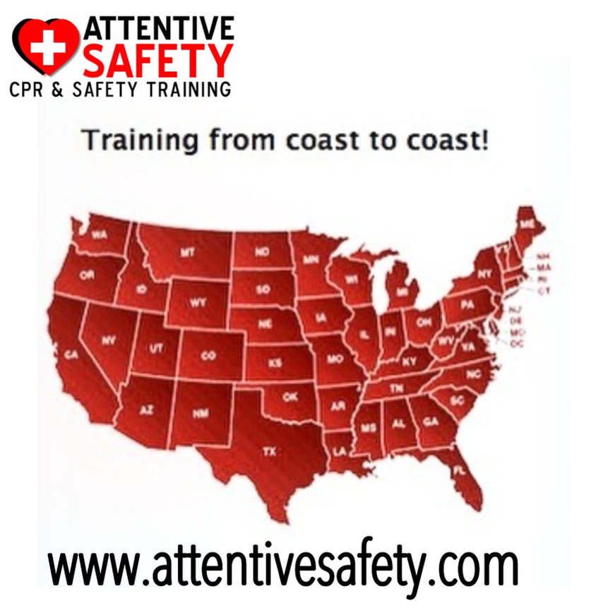 Attentive Safety Cpr And Safety Training Teaches Cpr Classes First