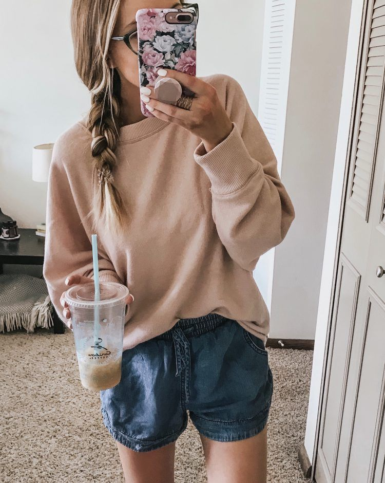 25+ Chic Summer to Fall Transition Outfits   Lo Meyer