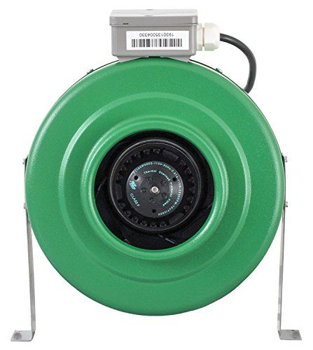 Active Air 400 Cfm Inline Fan 6 Inch Inline Fan Ventilation Fan Room Fan