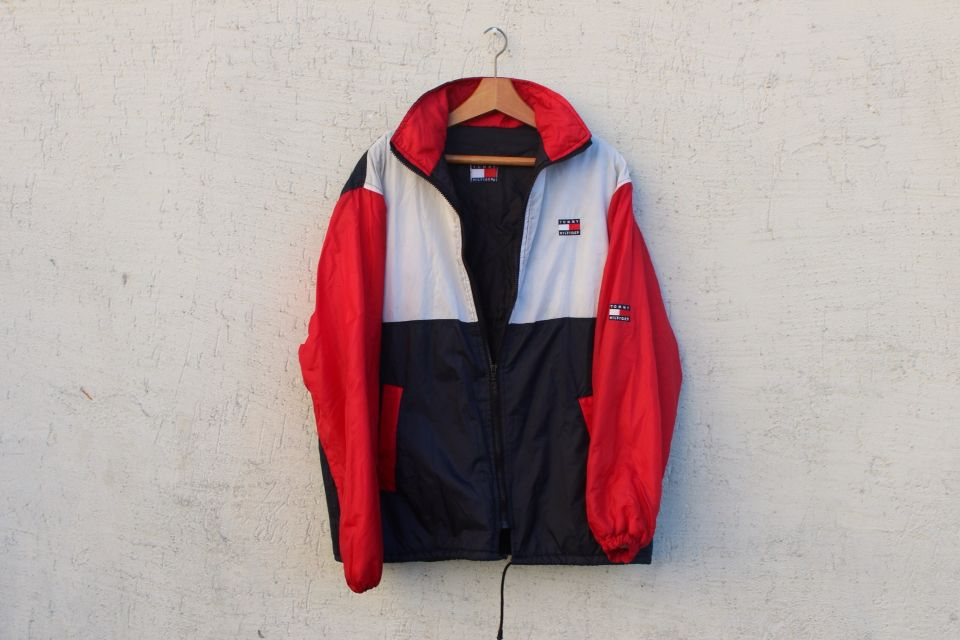 83d15cb5 Listed on Depop by marrymille | Bae | Vintage tommy hilfiger jackets ...