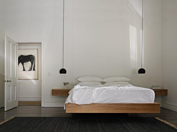 Hängende Nachttischlampen | Einrichten Dekorieren | Pinterest |  Nachttischlampen, Schlafzimmer Und Rund Ums Haus
