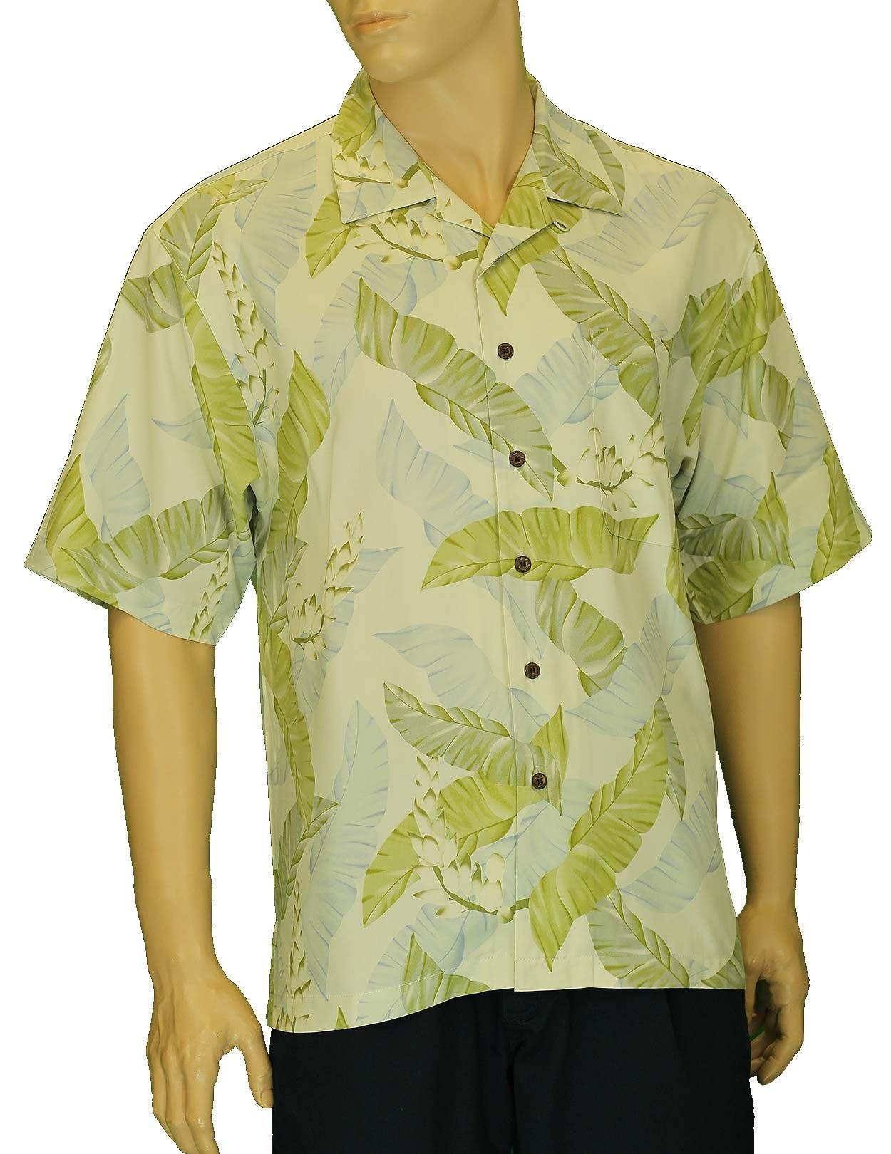 Yellow dress shirt men  Check out the deal on Cocktail Silk Green Men Shirt Kihei at