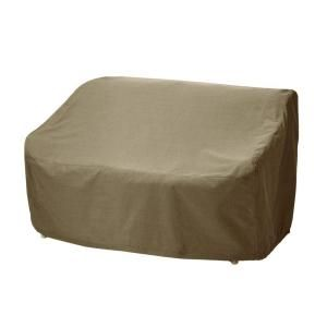 Brown Jordan Northshore Patio Furniture Cover For The Loveseat 3870 6212 The Home Depot Patio Furnishings Furniture Covers Diy Patio Furniture