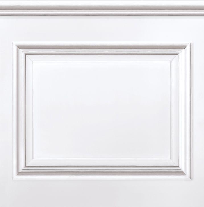boiseries moulures blanches haussmann koziel walls. Black Bedroom Furniture Sets. Home Design Ideas