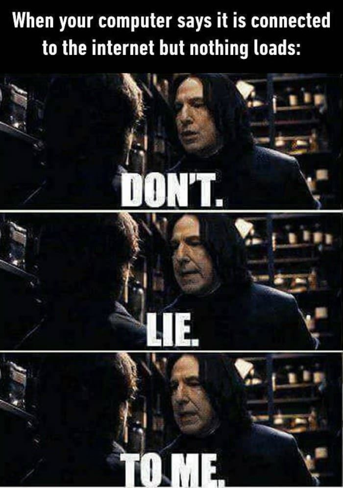 Connected To The Internet Harry Potter Memes Harry Potter Funny Harry Potter Jokes
