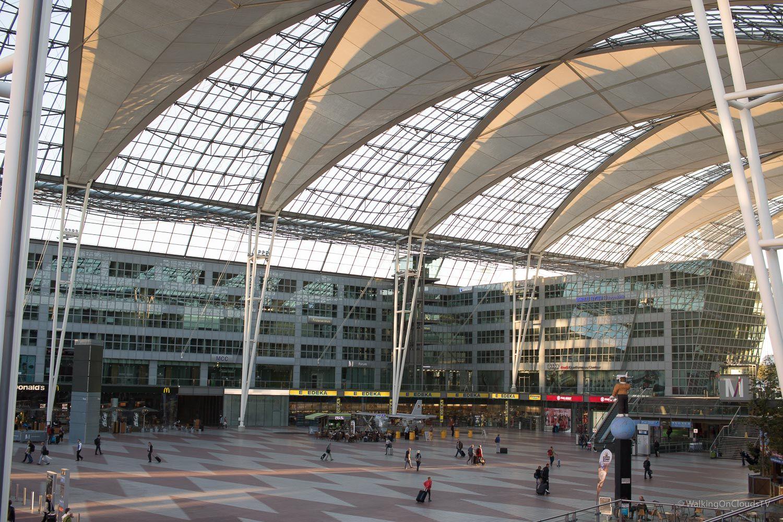 Das Hilton Hotel im Airport München meine Erfahrungen