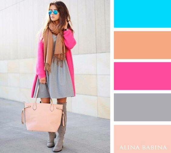 Rosado combinacion de colores pinterest color combos for Combinacion de color rosa