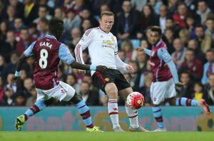 SVAK: Wayne Rooney var ikke spesielt imponerende mot Villa.