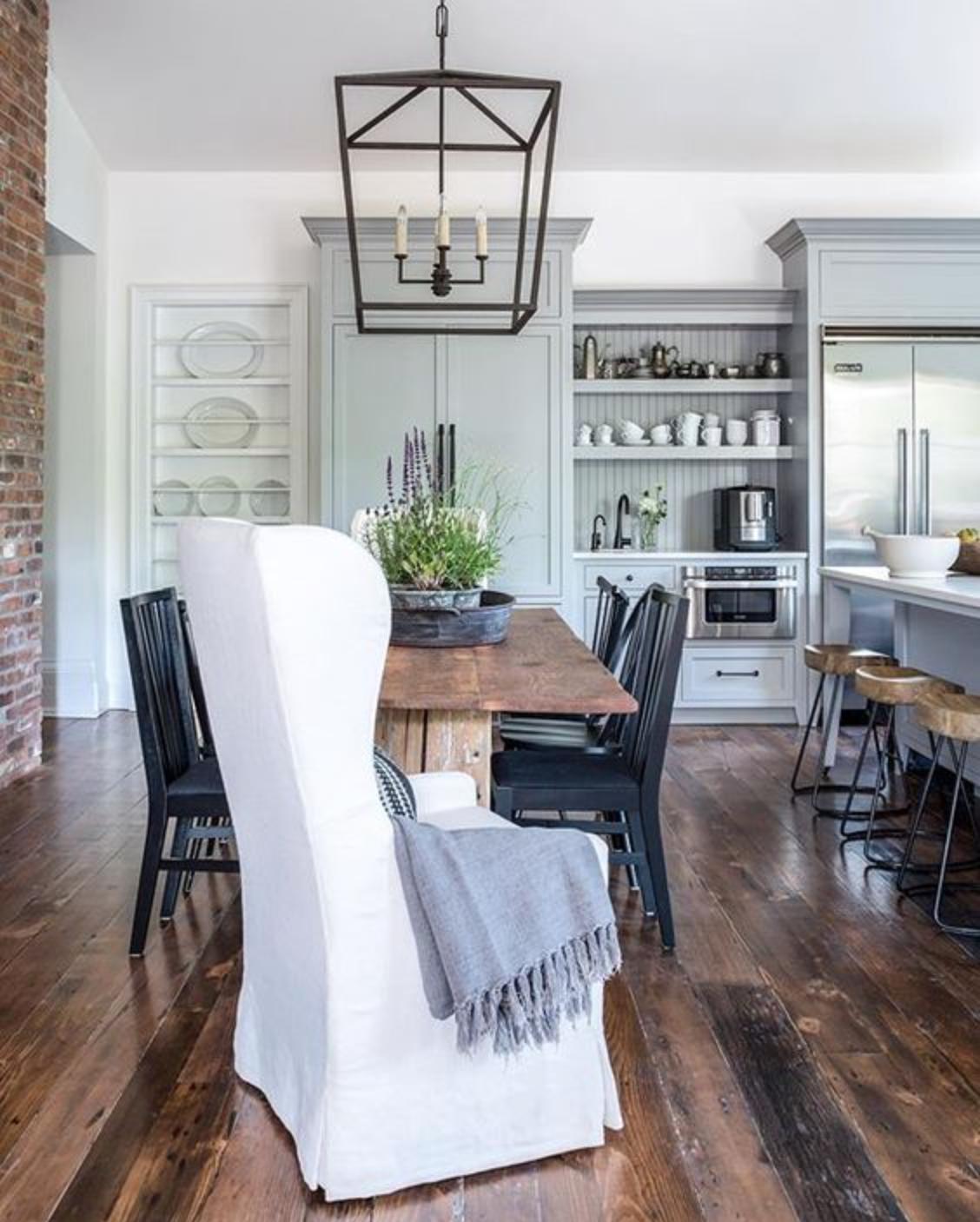 The 15 Most Beautiful Kitchens On Pinterest European Farmhouse