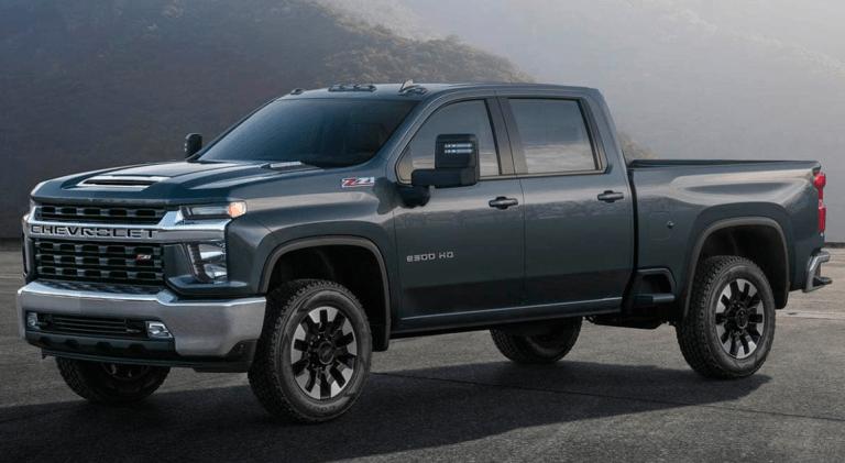 2020 Chevy Truck News Release Date Price Chevy Silverado Hd