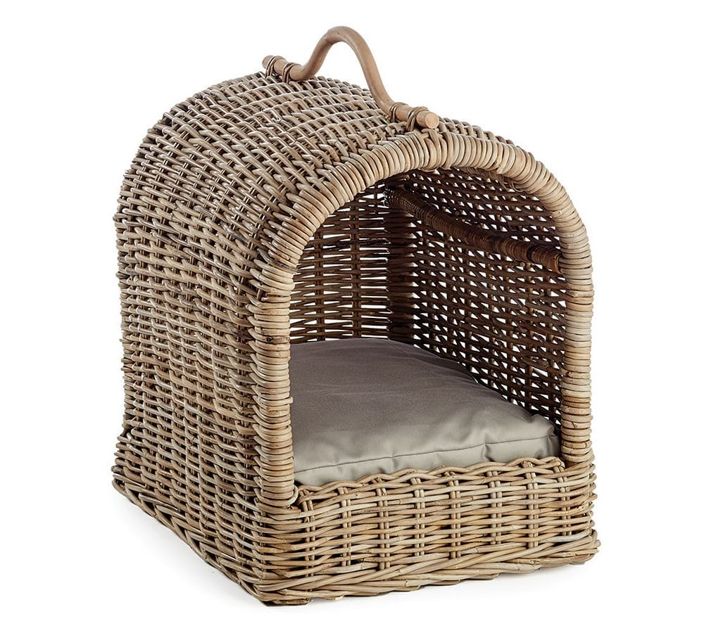 Canopy Pet Bed in 2020 (With images) Dog bed, Pet beds