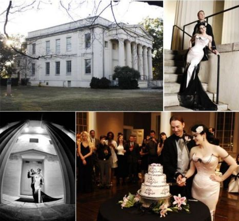 Gothic Wedding Decorations Stunning Gothic Weddings Pinterest