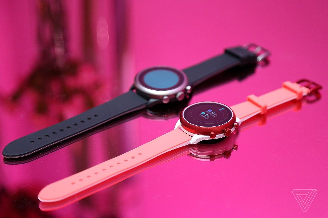 Fossil Sport Smartwatch debuts with new Wear 3100 chip and