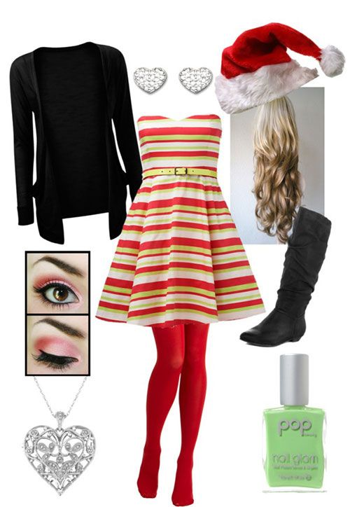 Cute Party Outfits Polyvore Casual christmas party outfits - Cute Party Outfits Polyvore Casual Christmas Party Outfits Perfect
