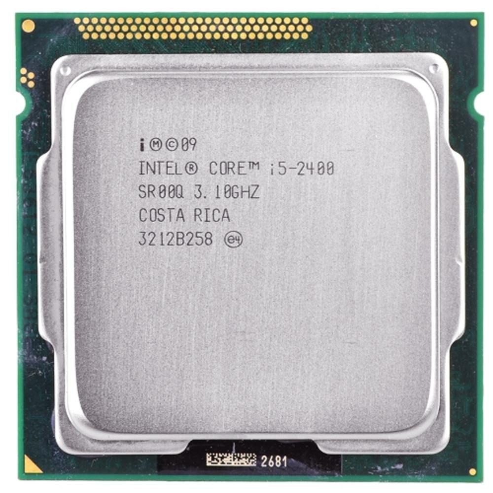 intel core i5-2400 quad-core processor 3.1 ghz 6mb