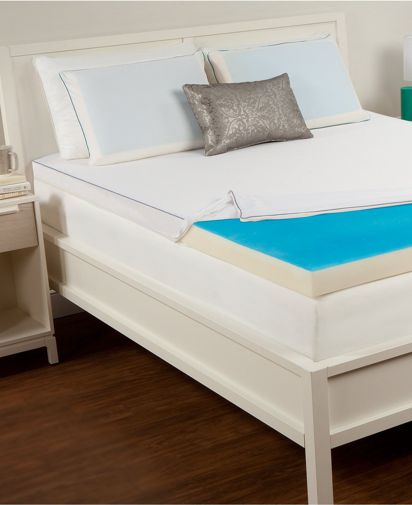 Portrayal Of Cooling Mattress Pad For Tempur Pedic That Will Make
