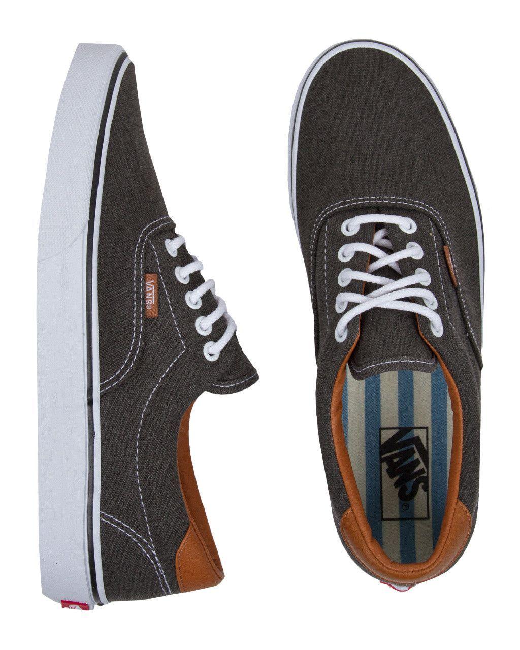 5e7b20c547 Vans Era 59 - Washed C   L in Black