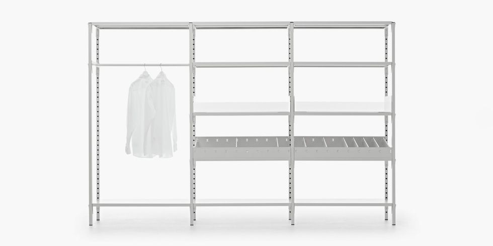 Fantin Scaffalature Metalliche.Uno Metal Storage Shelves Fantin Srl Projects That