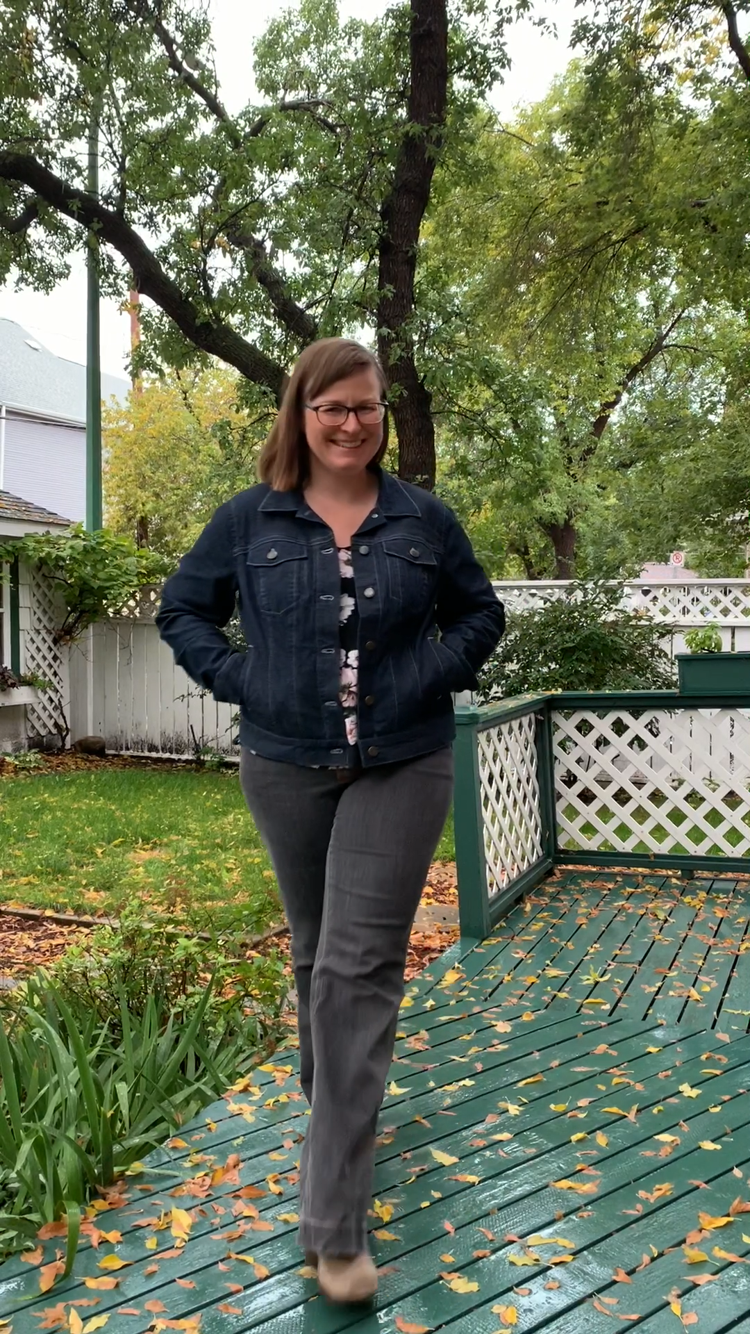 Sew your own classic jean jacket This downloadable PDF sewing pattern has all the details included to customize your perfect jacket Great sewing project to add a staple t...