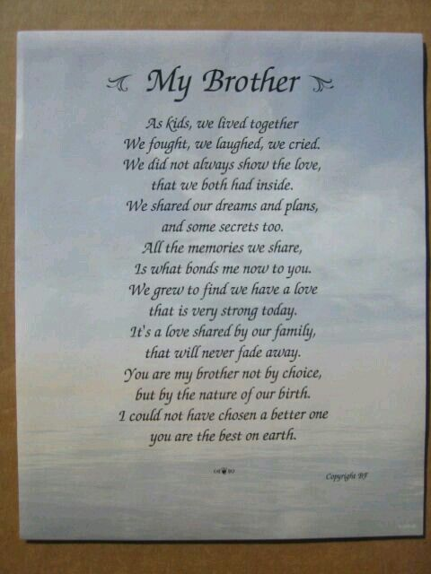 Pin By Peggy Newman On Brothers Blessed With Four Brother
