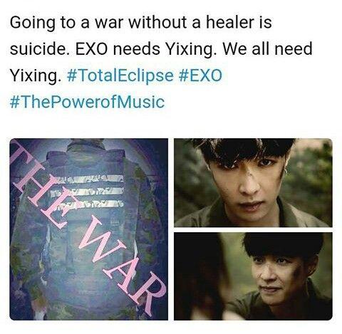 The healing unicorn