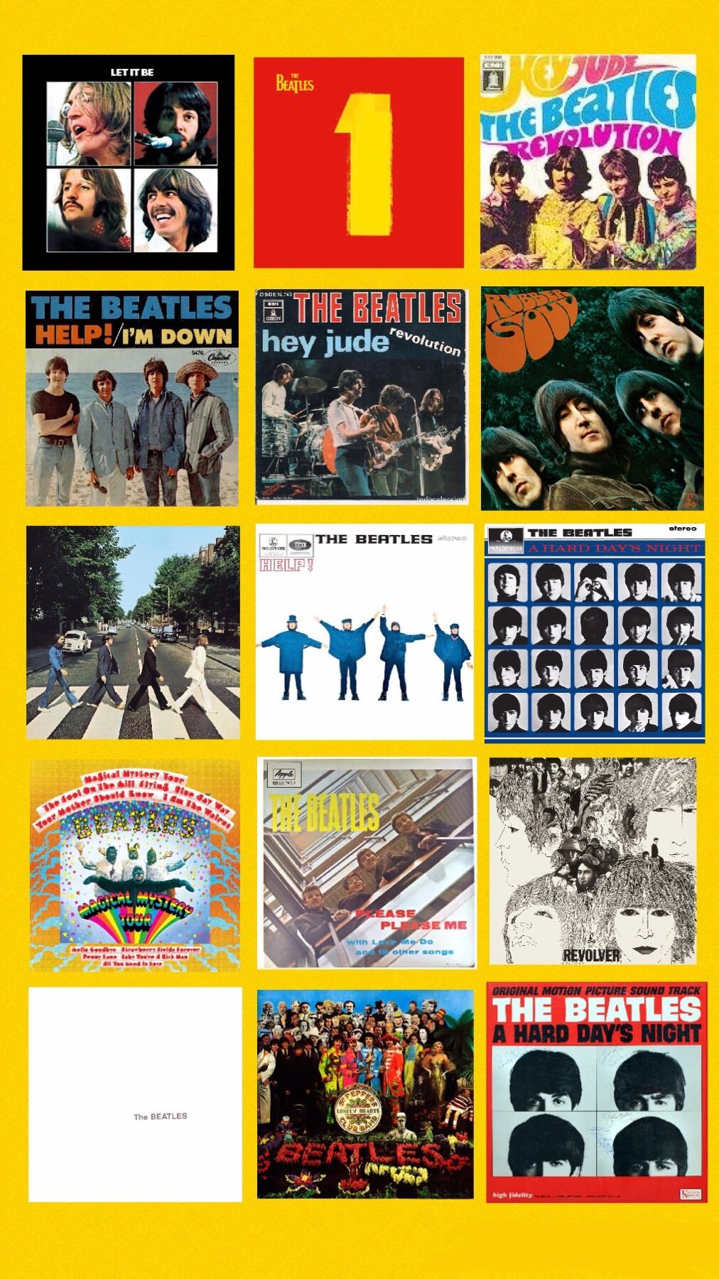 Pin by Jordyn Punt on iPhone (With images) Beatles