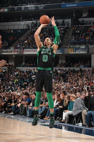 the best attitude 609e9 577a7 11/25 The black jersey. | basketball | Jayson tatum, Celtics ...