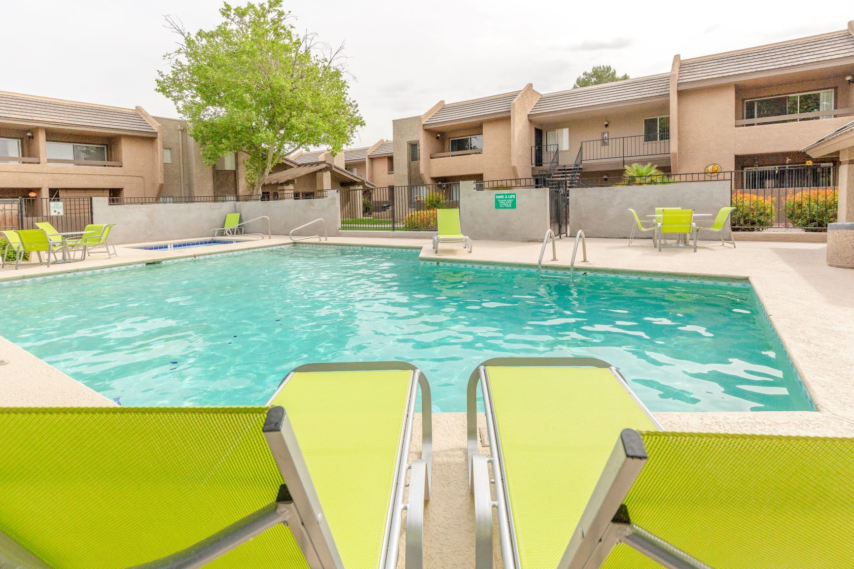 home to Cimarron Apartments in Tucson, Arizona