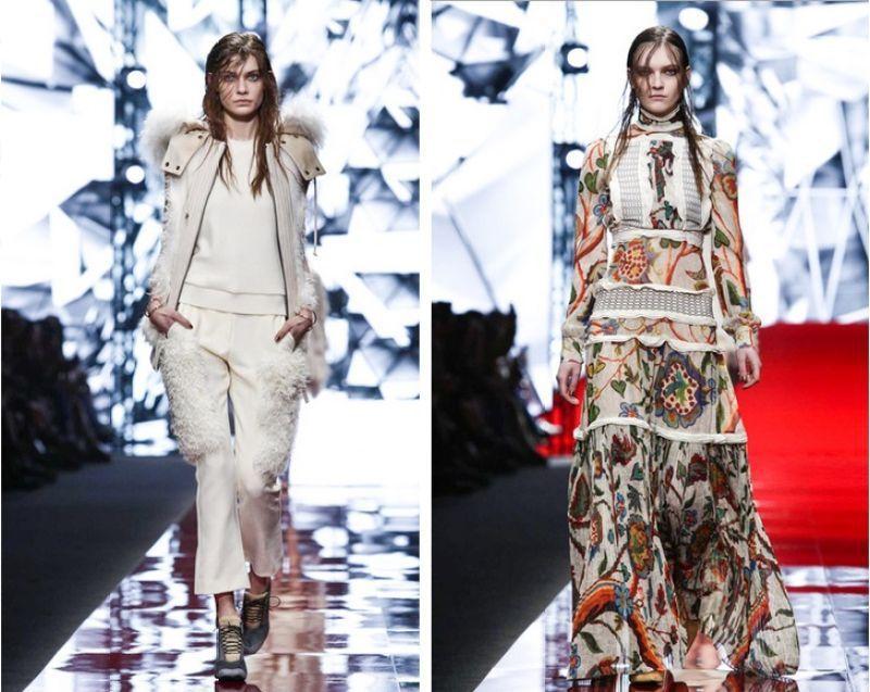سبعة دروس في الموضة تعلميها من روبرتو كافالي Fashion Coat Duster Coat