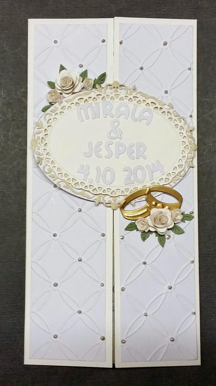 kortblogger: Bryllups kort.