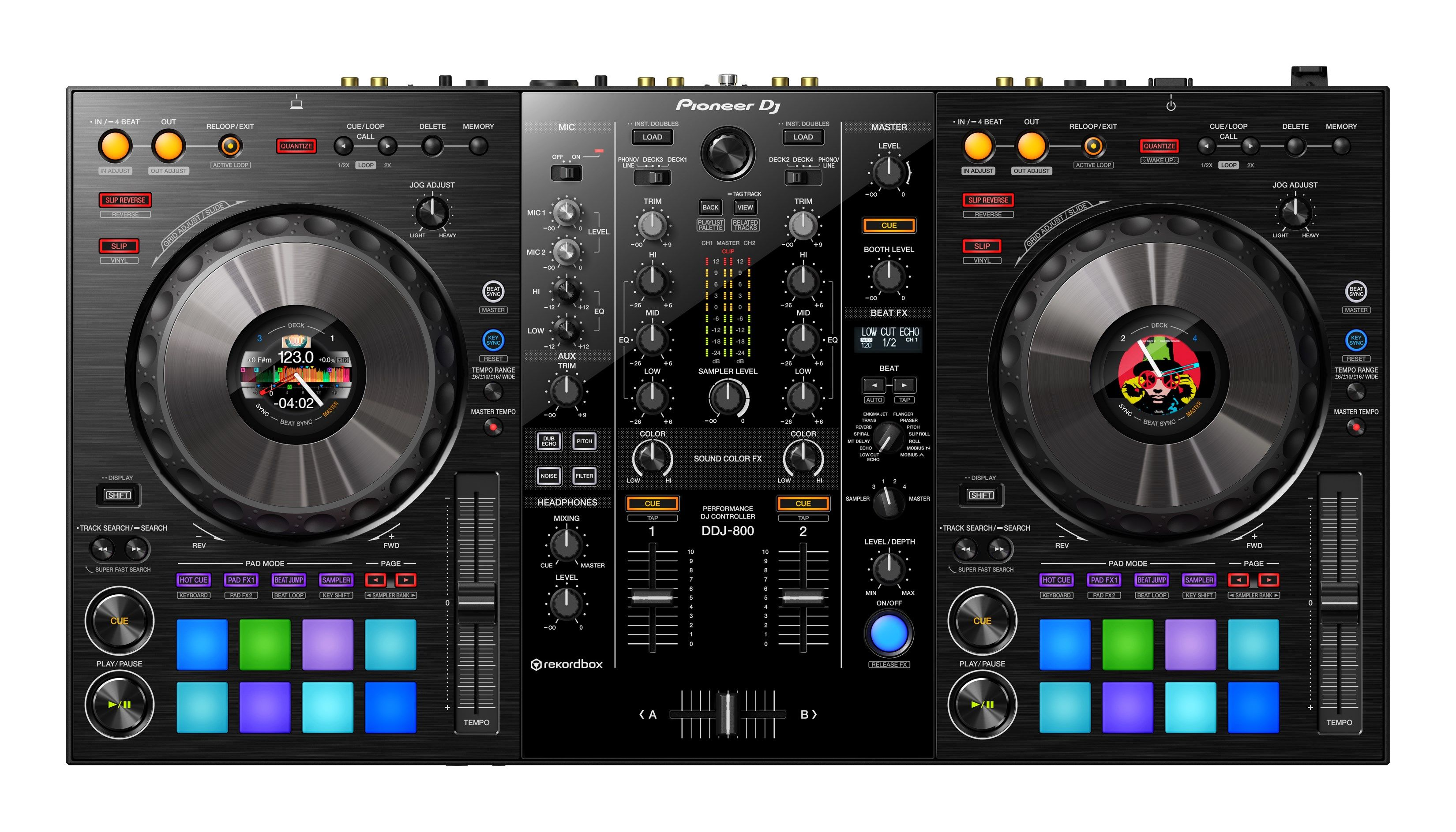 The Numark Scratch — the affordable Serato DJ Pro mixer